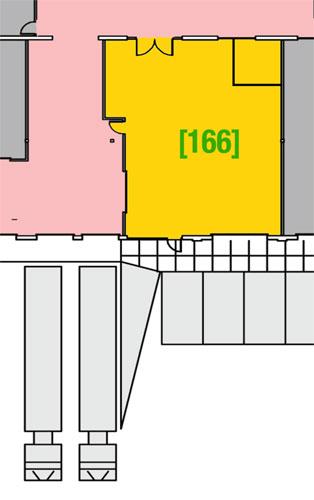 SUITE 166 - 2,135 SF