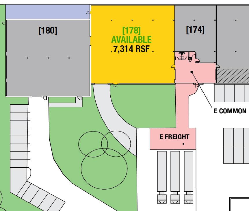 SUITE 178 - 7,314 SF