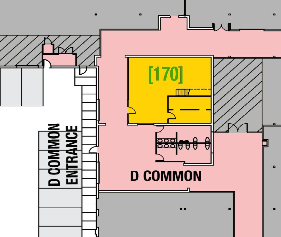 SUITE 170 – 1,634 RSF