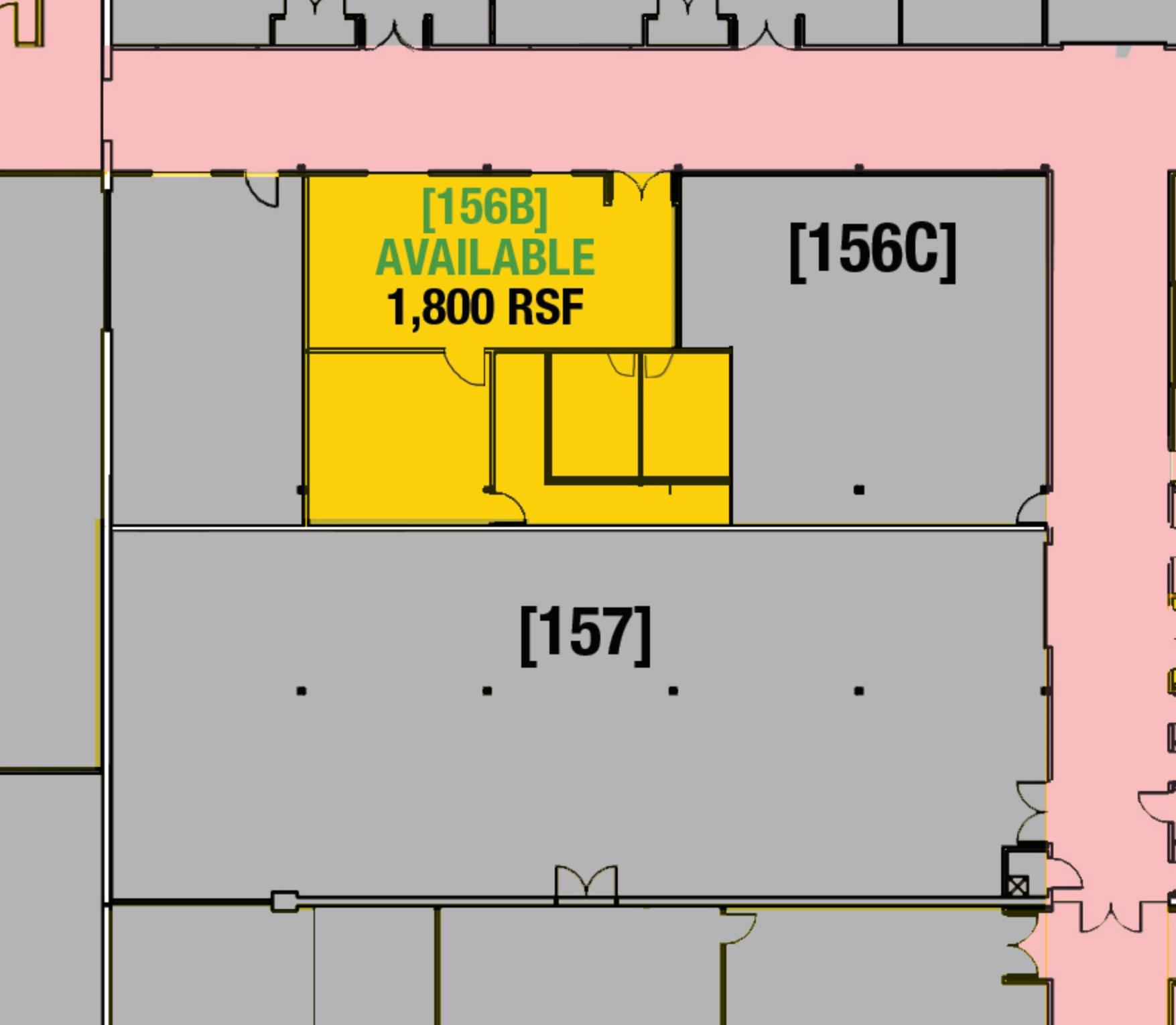 SUITE 136 – 3,479 RSF