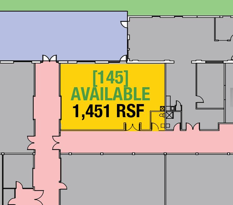 SUITE 162 – 5,023 RSF